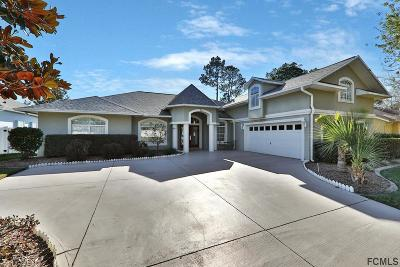 Palm Coast Single Family Home For Sale: 3 Woodside Drive