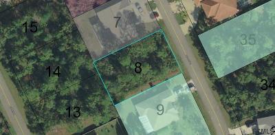 Palm Harbor Residential Lots & Land For Sale: 16 Felton Lane