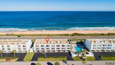 Flagler Beach Condo/Townhouse For Sale: 1436 N Central Ave #1436