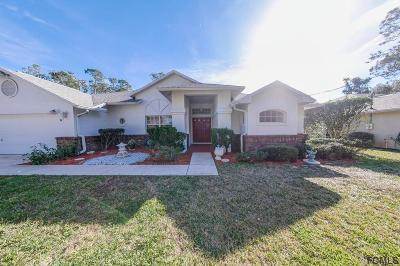 Palm Coast Single Family Home For Sale: 26 Westbrook Ln