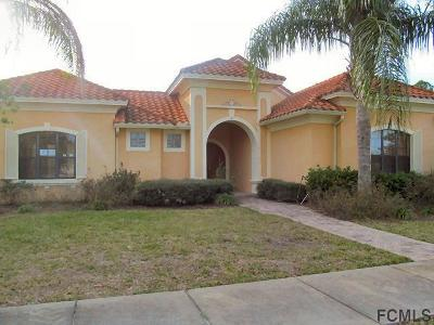 Palm Coast Single Family Home For Sale: 9 New Leatherwood Drive