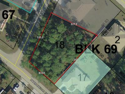 Lehigh Woods Residential Lots & Land For Sale: 9 Ramblewood Drive