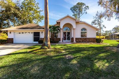 Palm Coast Single Family Home For Sale: 8 Westlee Ln