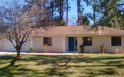 Palm Coast Single Family Home For Sale: 15 Berkshire Ln