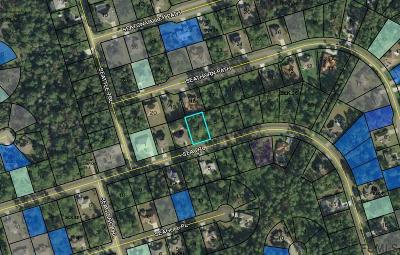 Seminole Woods Residential Lots & Land For Sale: 59 Sea Trail