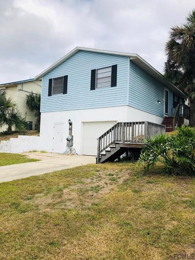 Flagler Beach Single Family Home For Sale: 1336 N Daytona Ave