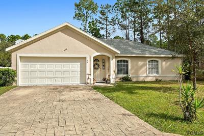 Seminole Woods Single Family Home For Sale: 98 Universal Trail