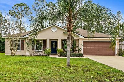 Seminole Woods Single Family Home For Sale: 14 Universal Trail
