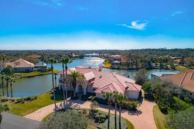 Beverly Beach, Flagler Beach, Palm Coast Single Family Home For Sale: 9 Cordoba Court