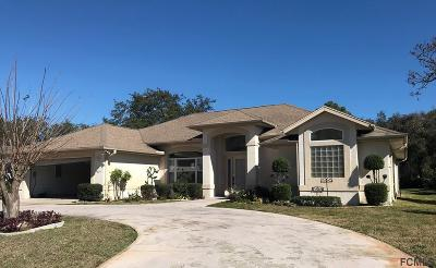Palm Coast Single Family Home For Sale: 13 Forrester Pl