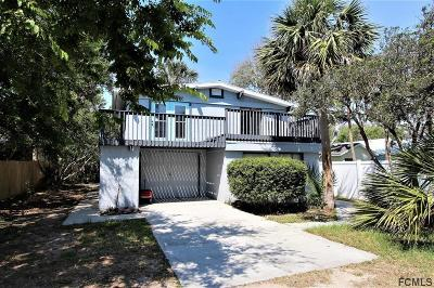 Palm Coast, Flagler Beach Rental For Rent: 1427 S Daytona Ave