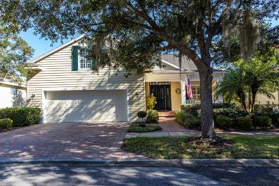 Grand Haven Single Family Home For Sale: 7 Sailfish Drive