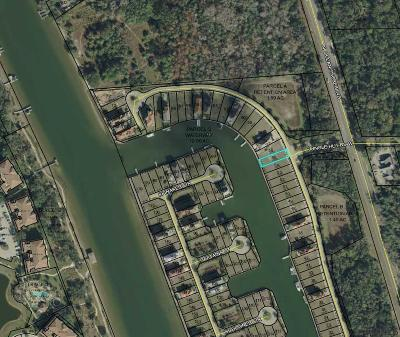 Harbor Village Marina/Yacht Harbor Residential Lots & Land For Sale: 310 Harbor Village Pt N