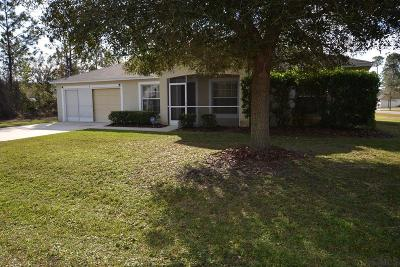 Seminole Woods Single Family Home For Sale: 4 Underwick