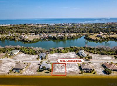 Palm Coast Plantation Residential Lots & Land For Sale: 73 Lakewalk Dr N