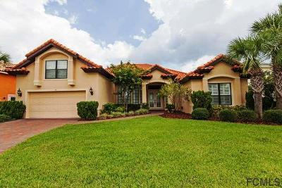 Palm Coast Single Family Home For Sale: 15 Las Palmas Way