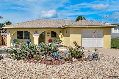 Flagler Beach Single Family Home For Sale: 1917 Central Ave N