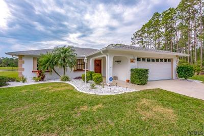 Matanzas Woods Single Family Home For Sale: 29 Lake Success Dr