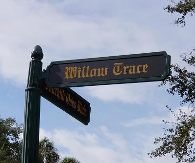 Sugar Mill Plantation Residential Lots & Land For Sale: 4 Willow Trace