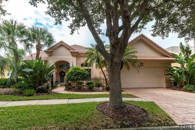 Palm Coast Single Family Home For Sale: 86 Lagare St
