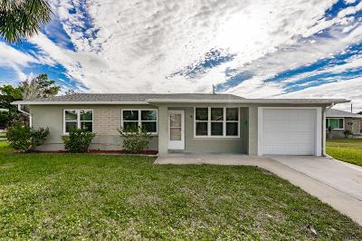 Ormond Beach FL Single Family Home For Sale: $189,900