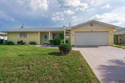 Ormond Beach Single Family Home For Sale: 116 N Ocean Aire Ter