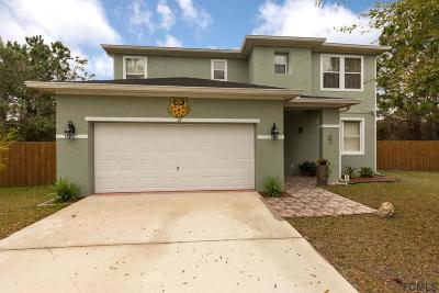 Indian Trails Single Family Home For Sale: 23 Burnham Lane