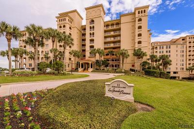 Palm Coast Condo/Townhouse For Sale: 11 Avenue De La Mer #1703
