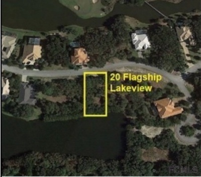 Ocean Hammock Residential Lots & Land For Sale: 20 Flagship Drive
