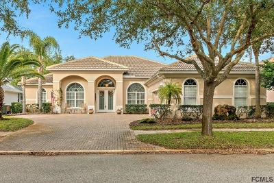 Palm Coast Single Family Home For Sale: 17 Eastlake Drive