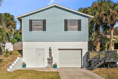 Flagler Beach FL Single Family Home For Sale: $259,000