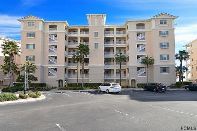 Palm Coast Condo/Townhouse For Sale: 600 E Cinnamon Beach Way #551