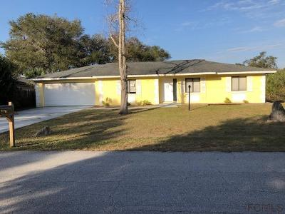Palm Harbor Single Family Home For Sale: 38 Ferndale Lane