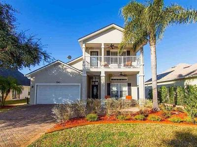 St Augustine Single Family Home For Sale: 5143 Osceola Ave