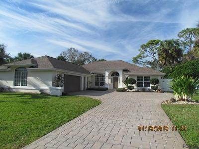 Palm Coast Single Family Home For Sale: 15 Century Lane