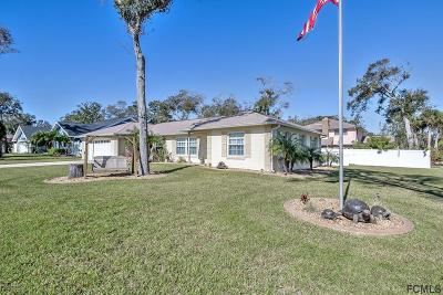 Ormond Beach Single Family Home For Sale: 1 Carmel Terrace