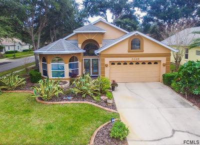 Ormond Beach Single Family Home For Sale: 3229 Lienster Circle