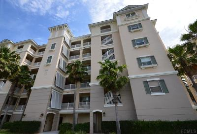 Palm Coast Condo/Townhouse For Sale: 200 Cinnamon Beach Way #165