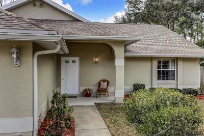 Palm Coast Single Family Home For Sale: 6 Woodston Lane