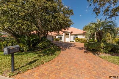 Palm Coast Single Family Home For Sale: 3 Valencia Court
