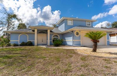 Palm Coast Single Family Home For Sale: 8 Sycamore Terrace