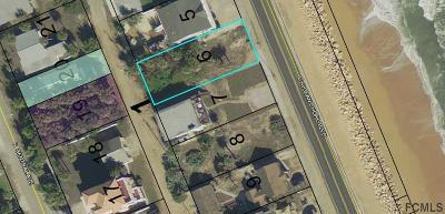 Flagler Beach Residential Lots & Land For Sale: 1518 S Ocean Shore Blvd