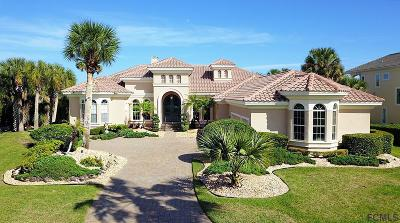 Beverly Beach, Flagler Beach, Palm Coast Single Family Home For Sale: 129 Island Estates Pkwy
