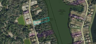 Palm Coast Plantation Residential Lots & Land For Sale: 32 Lakewalk Dr N