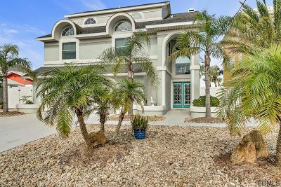 Flagler Beach FL Single Family Home For Sale: $795,000