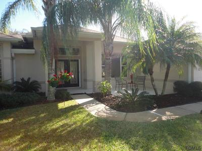 Plantation Bay Single Family Home For Sale: 1233 Hampstead Lane