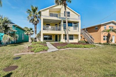 Flagler Beach FL Single Family Home For Sale: $649,000