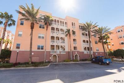 Palm Coast Condo/Townhouse For Sale: 15 Ocean Crest Way #1335