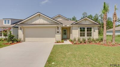 Palm Coast Single Family Home For Sale: 139 S Hummingbird Place