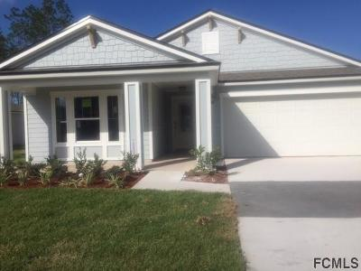Palm Coast Single Family Home For Sale: 146 S Hummingbird Place